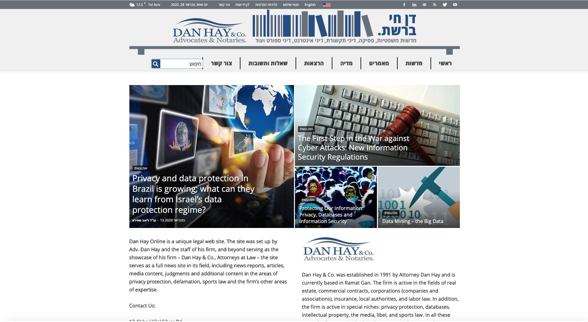 Dan Hay Online-1
